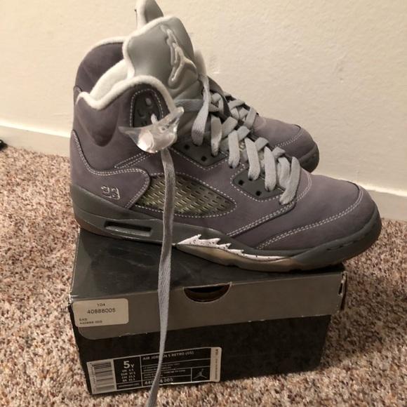 Jordan Shoes   Air Jordan Retro 5 Boys
